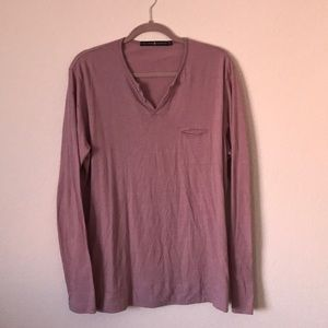 Second Sunday Man's Long Sleeves Top
